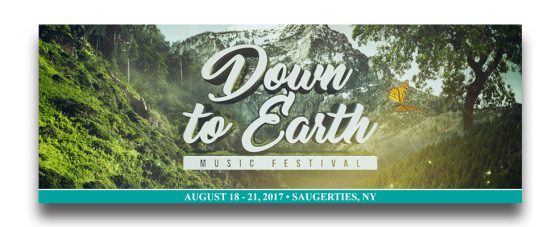 Down to Earth Music Festival 2017