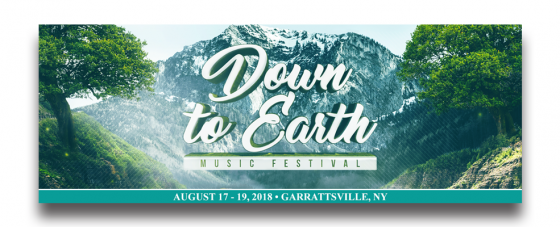 Down to Earth Music Festival 2018