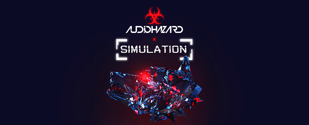 Audiohazard x Simulation w/ Shiverz, BloodThinnerz