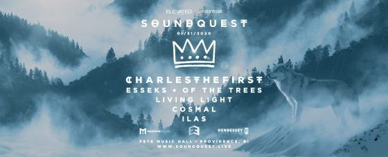 SoundQuest w/ CharlestheFirst, Esseks, Of The Trees